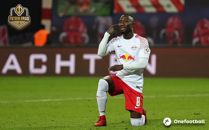 Leipzig reiterate  – Keita is under contract until the summer