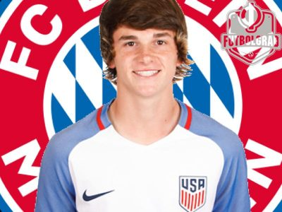 Taylor Booth – A Symbol of Bayern's New Youth Policy