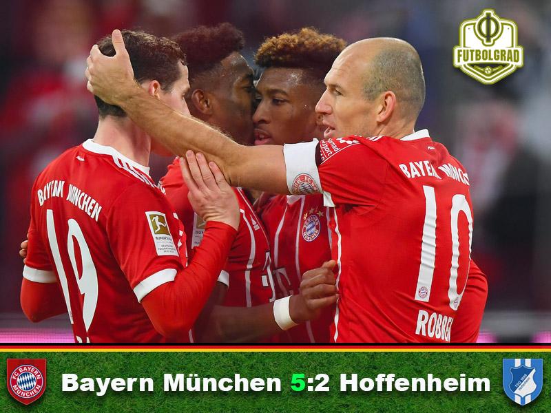 Bayern München vs Hoffenheim – Match Report