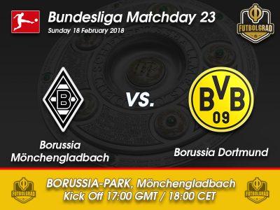 Gladbach vs Borussia Dortmund – Bundesliga – Preview