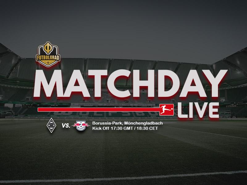 Gladbach vs RB Leipzig – Bundesliga LIVE
