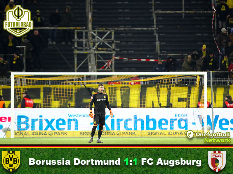 Dortmund vs Augsburg – Bundesliga – Match Report