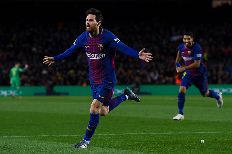 Lionel Messi remains possibly the world's best player. (Photo by David Ramos/Getty Images)