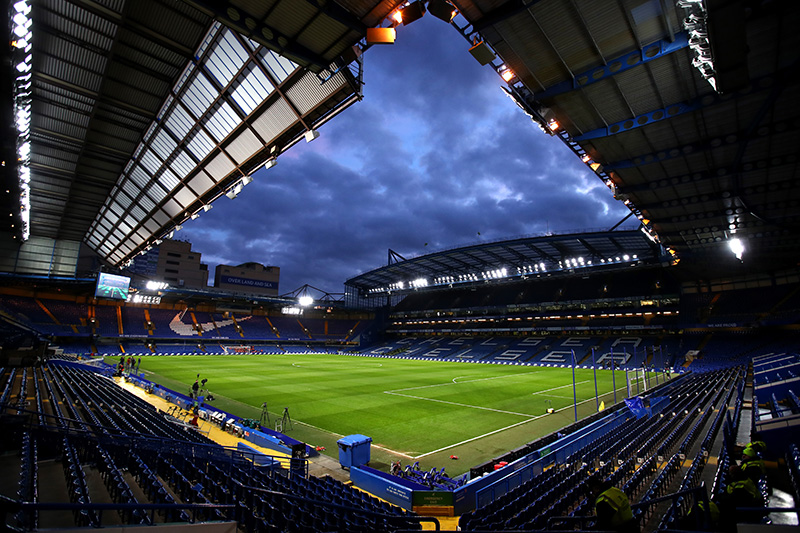 Chelsea vs Eintracht Frankfurt will take place at Stamford Bridge (Photo by Julian Finney/Getty Images)