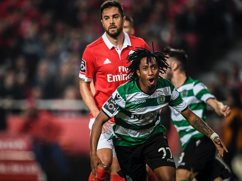 Gelson Martins needs to become a bigger goalscoring threat. Gelson Martins has excellent technical abilities. (PATRICIA DE MELO MOREIRA/AFP/Getty Images)
