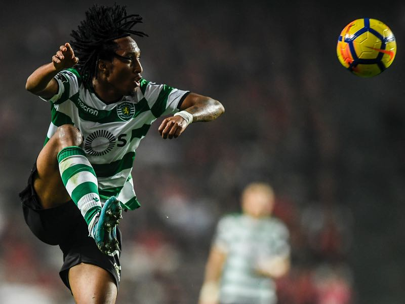 Gelson Martins has excellent technical abilities. (PATRICIA DE MELO MOREIRA/AFP/Getty Images)