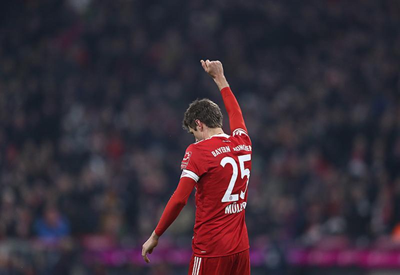 Bayern München vs Schalke