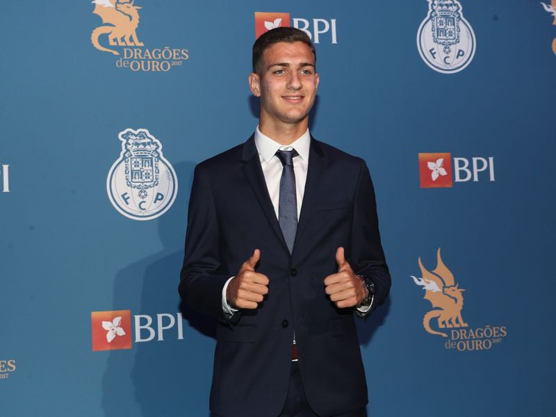 Porto want at least €20 million for Diogo Dalot. (Photo by Carlos Rodrigues/Getty Images)