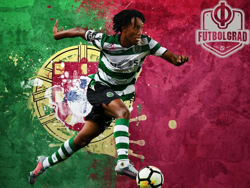 Gelson Martins – Sporting's Speedster Scouted