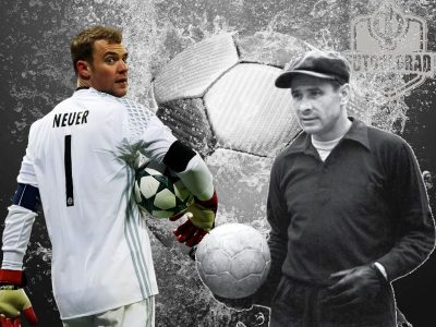 Innovation or Evolution? – Comparing Lev Yashin and Manuel Neuer