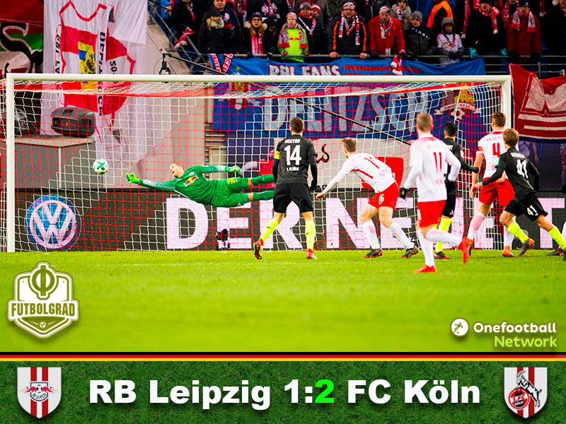 RB Leipzig vs Köln – Bundesliga – Match Report