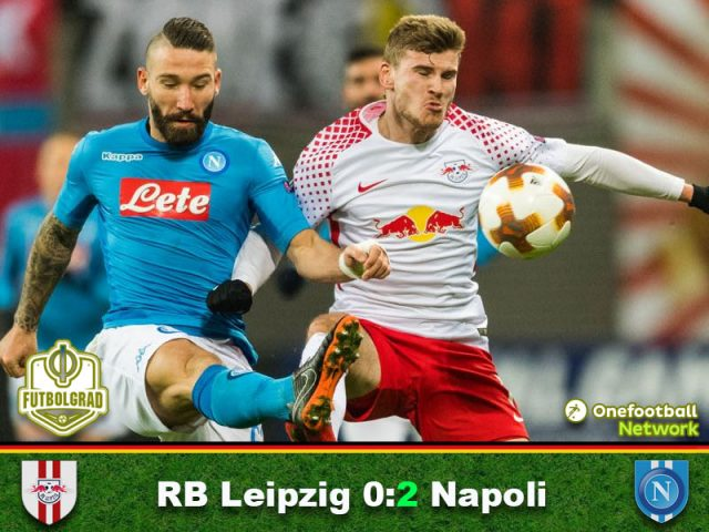 Leipzig vs Napoli – Europa League – Match Report