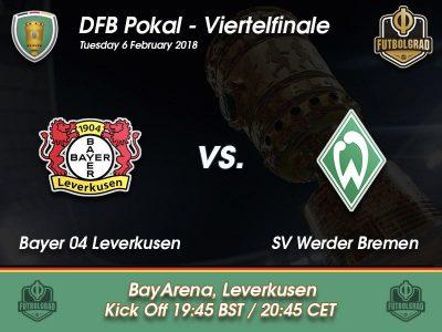 Bayer Leverkusen vs Werder – DFB Pokal – Preview