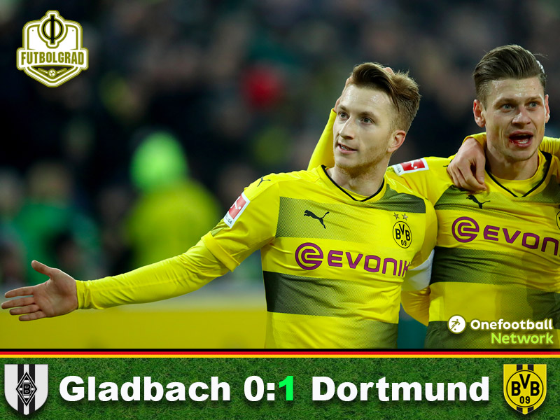 Gladbach vs Dortmund – Bundesliga – Match Report