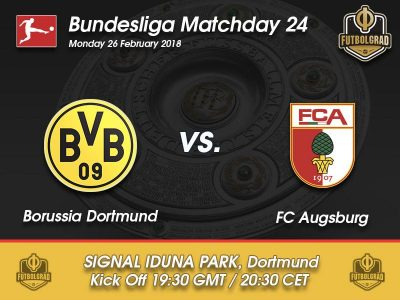 Borussia Dortmund vs Augsburg – Bundesliga – Preview