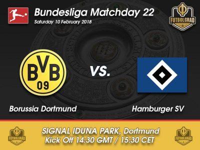 Borussia Dortmund vs Hamburg – Bundesliga – Preview
