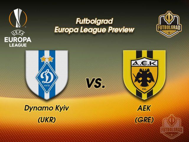 Dynamo Kyiv vs AEK Athens – Europa League – Preview