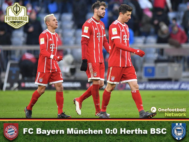 Bayern vs Berlin – Bundesliga – Match Report