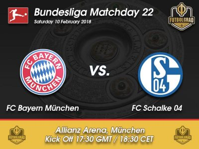 Bayern München vs Schalke – Bundesliga – Preview