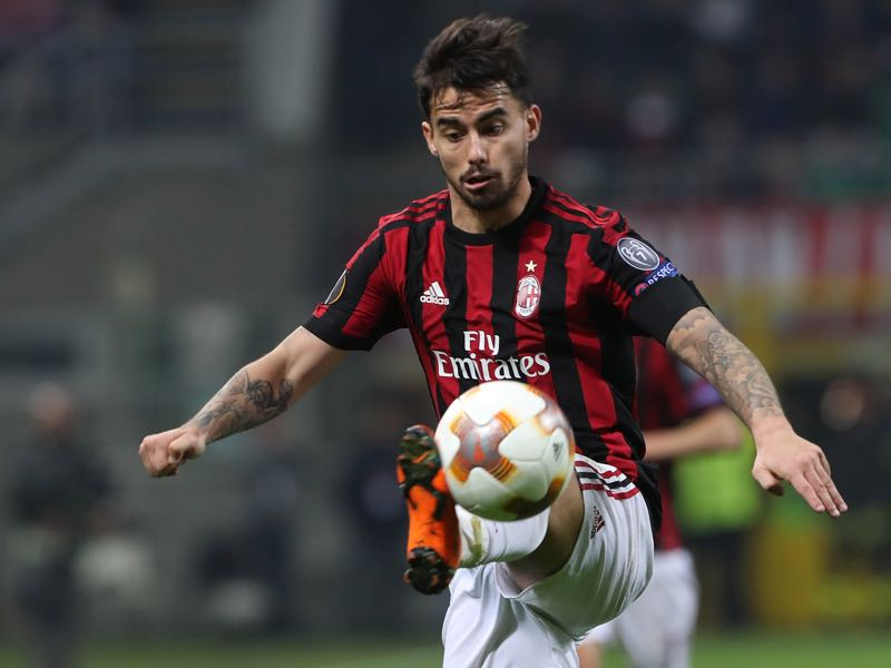 Suso will be Milan's key player. (Photo by Marco Luzzani/Getty Images)