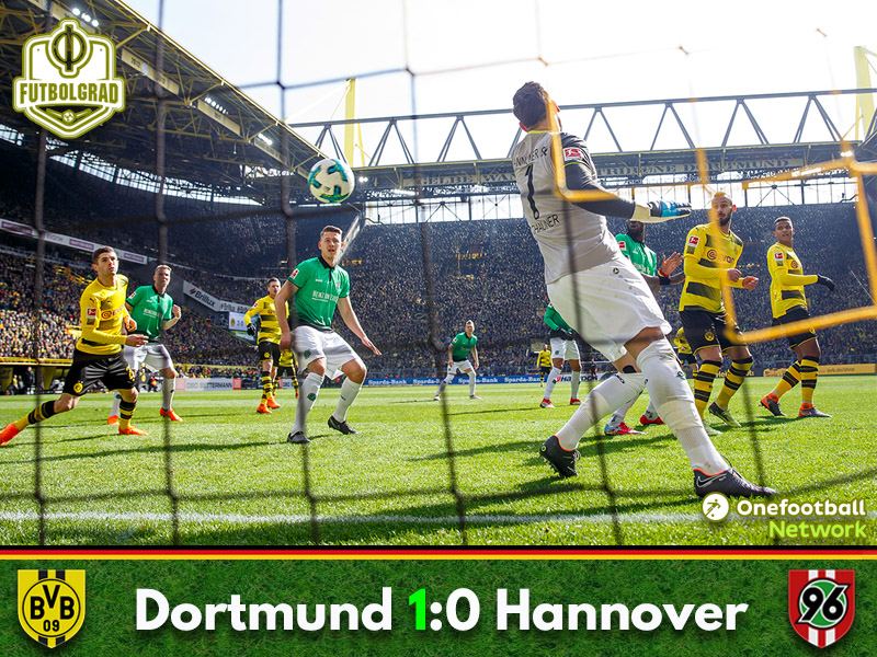Dortmund vs Hannover – Bundesliga Match Report