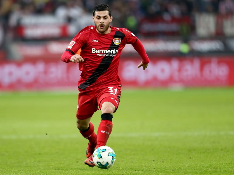 Kevin Volland hopes to be part of Joachim Löw's plans next summer. (Photo by Christof Koepsel/Bongarts/Getty Images)