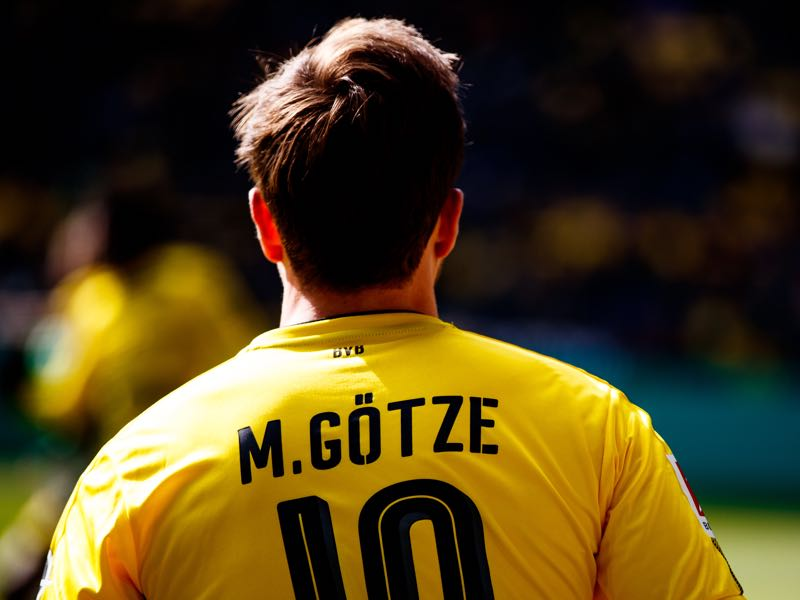 Mario Götze is one of the returnees. (Photo by Lars Baron/Bongarts/Getty Images)