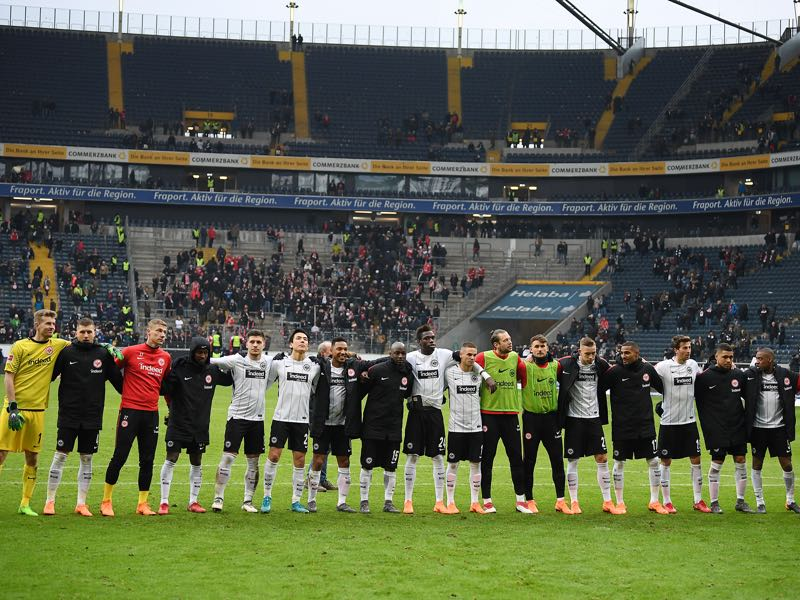 Reaching the Champions League would be a new benchmark for Eintracht Frankfurt. (Photo by Matthias Hangst/Bongarts/Getty Images)