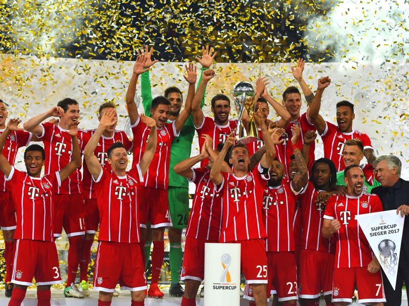 The question remains how can the Bundesliga stop Bayern's dominance. (PATRIK STOLLARZ/AFP/Getty Images)