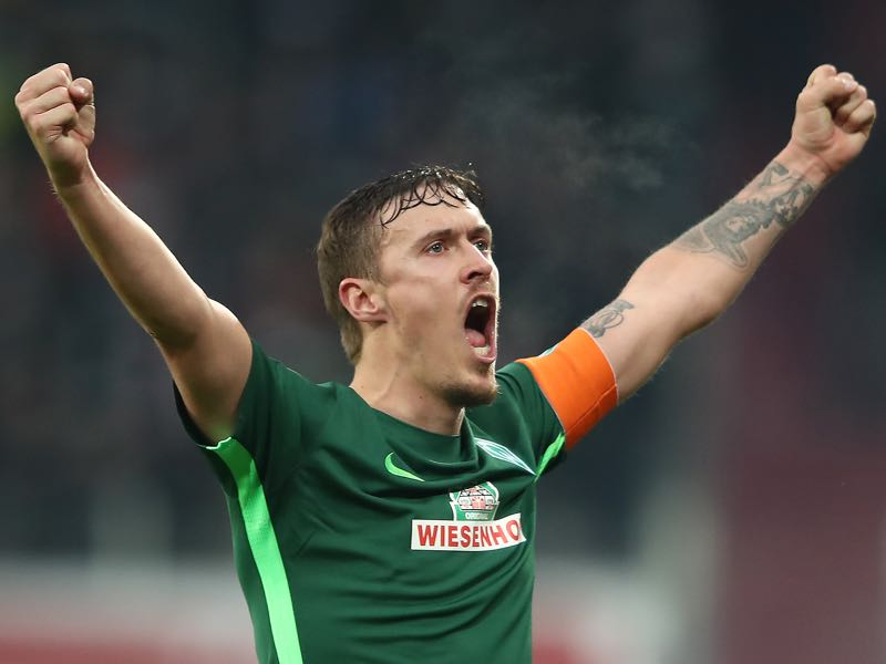 April is Max Kruse's favourite month. (Photo by Alex Grimm/Bongarts/Getty Images)