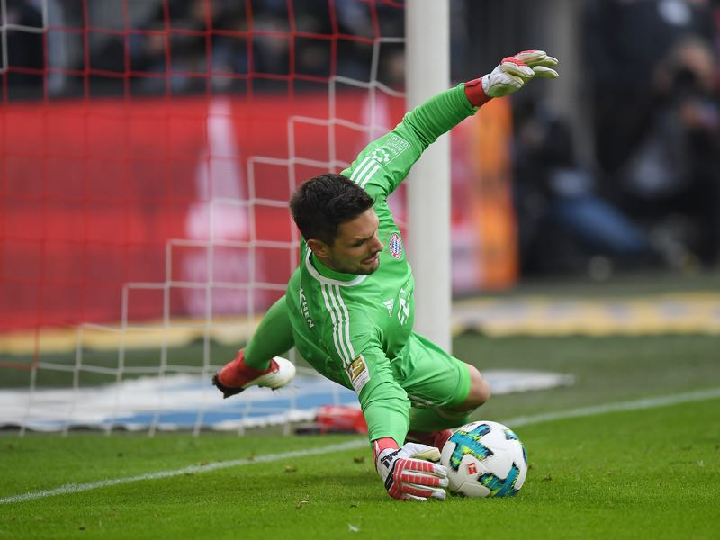 Sven Ulreich has done well to replace the injured Manuel Neuer. (Photo by Matthias Hangst/Bongarts/Getty Images)