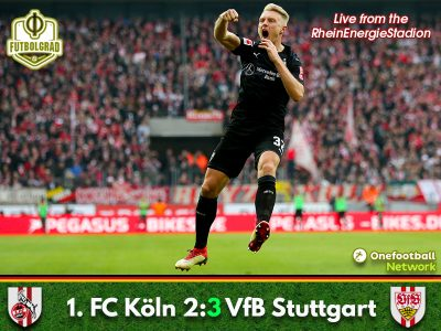 Köln vs VfB Stuttgart – Bundesliga – Match Report