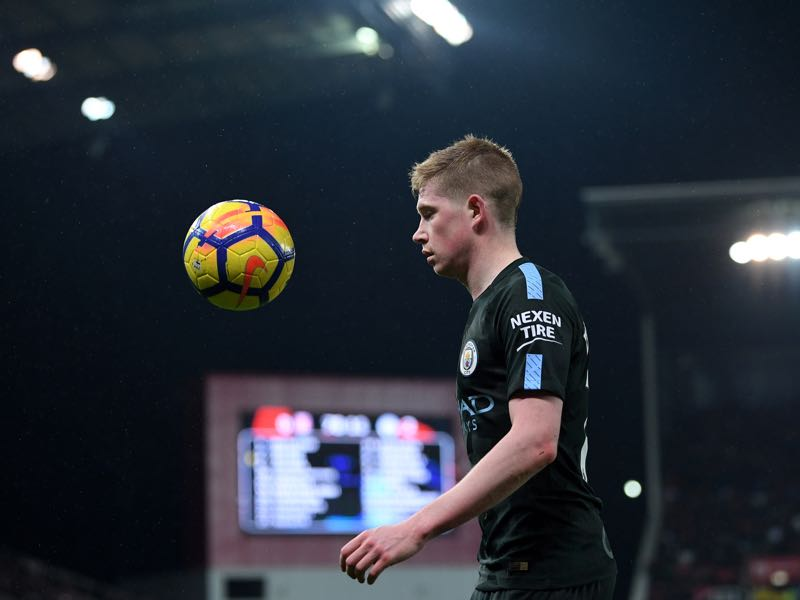 Investors invest in Belgian football in the hope to find the next Kevin de Bruyne. (Photo by Michael Regan/Getty Images)