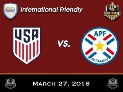 USA vs Paraguay – International Friendly – Preview