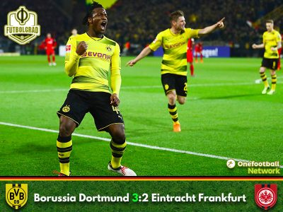 Dortmund vs Frankfurt – Bundesliga – Match Report