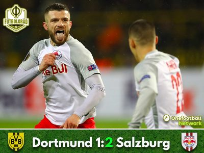 Borussia Dortmund vs Salzburg – Europa League – Match Report