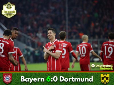 Bayern vs Dortmund – Bundesliga – Match Report