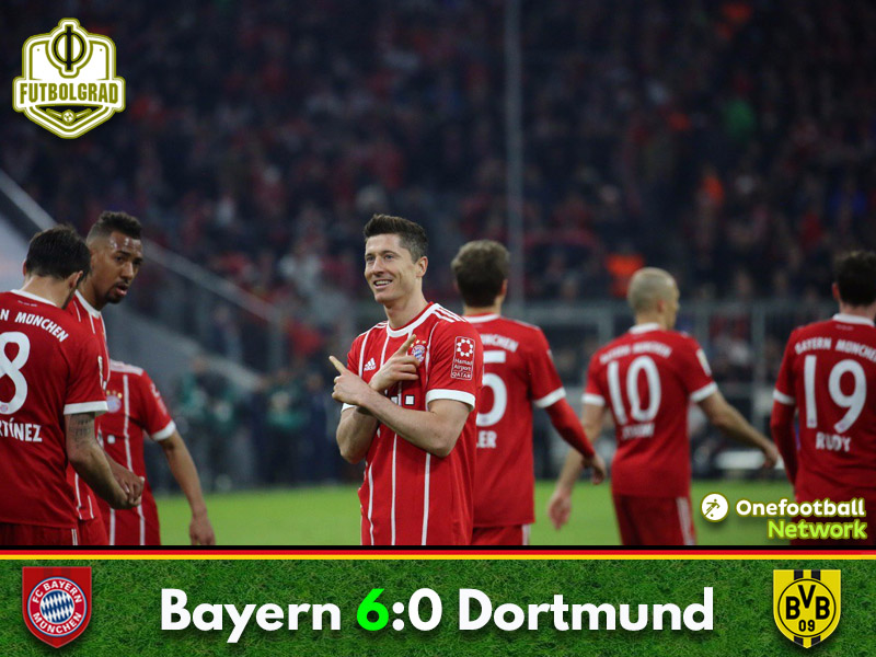 Bayern vs Dortmund – Bundesliga – Match Report