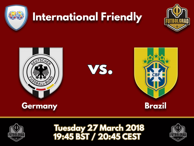 Germany vs Brazil – International Friendly – Preview
