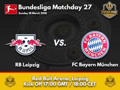 RB Leipzig vs Bayern München – Bundesliga – Preview