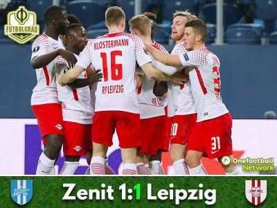Zenit vs Leipzig – Europa League – Match Report