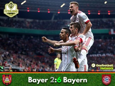Bayern school Leverkusen and clear the path to Berlin