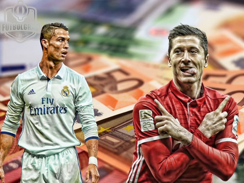 Cristiano Ronaldo – Reinvention shows Real do not need Lewandowski