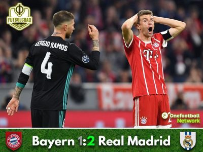 Real benefits from individual mistakes to defeat Bayern