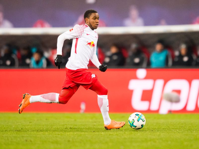 Leipzig would love to make Ademola Lookman's move permanent. (ROBERT MICHAEL/AFP/Getty Images)