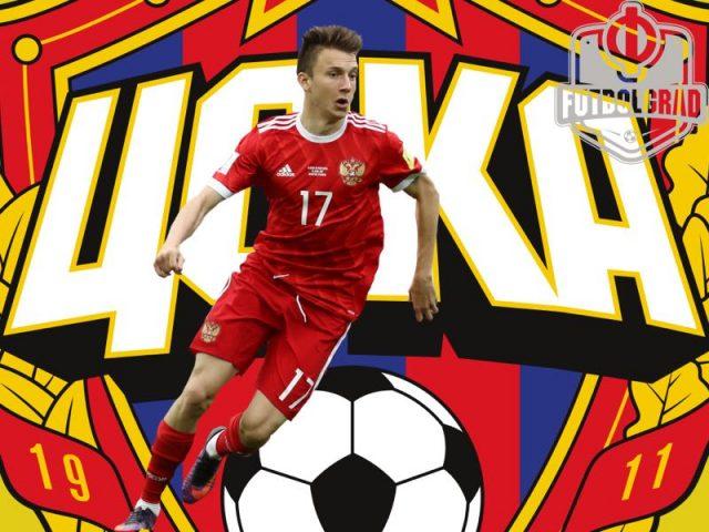 Aleksandr Golovin – Meet CSKA's Siberian Wunderkind