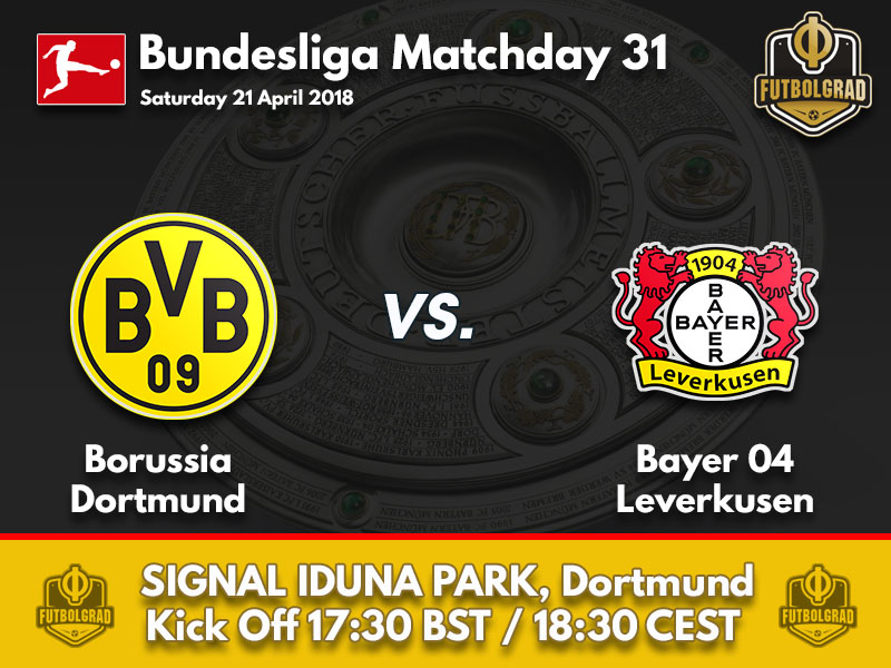 Dortmund hammer Leverkusen in the Saturday night Topspiel