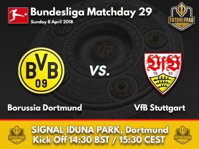 Dortmund vs Stuttgart – Bundesliga – Preview