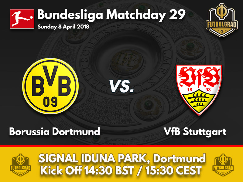 Dortmund vs Stuttgart – Bundesliga – Preview