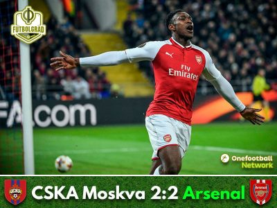 Arsenal fight off a dramatic CSKA Moscow challenge